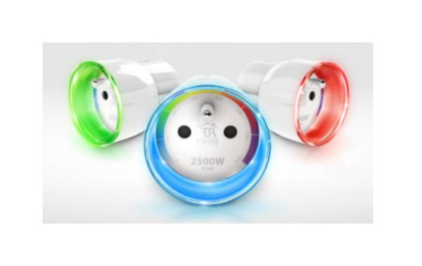 08/10/2020 - FIBARO - WALL PLUG L'interruttore intelligente dei dispositivi elettrici con la funzione di misurazione d'energia